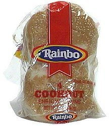 enriched cookout buns sesame seeds may be added. Rainbo Nutrition info