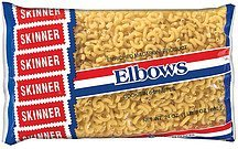 enriched macaroni product elbows Skinner Nutrition info