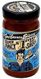 every day sauce super fancy, no. 1 Torchbearer Sauces Nutrition info