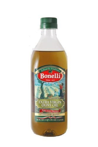 extra virgin olive oil Bonelli Nutrition info