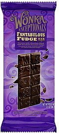 fantabulous fudge bar Wonka Exceptionals Nutrition info