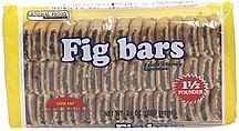 fig bars low fat General Henry Nutrition info
