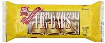 fig bars original style Rippin' Good Nutrition info