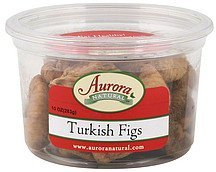 figs turkish Aurora Natural Nutrition info