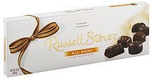 fine chocolates all dark Russell Stover Nutrition info