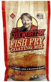 fish fry coating mix Jeff Foxworthy Nutrition info
