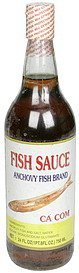 fish sauce Anchovy Fish Brand Nutrition info