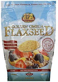 flaxseed golden omega Premium Gold Nutrition info