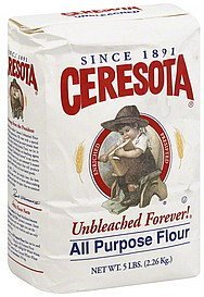 flour all purpose Ceresota Nutrition info