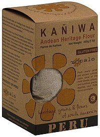 flour andean heritage Kaniwa Nutrition info