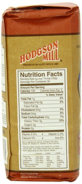 How many calories in buckwheat flour