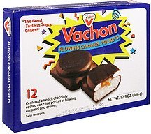 flowing caramel pockets Vachon Nutrition info