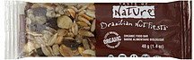 food bar organic, brazilian nut fiesta Taste of Nature Nutrition info