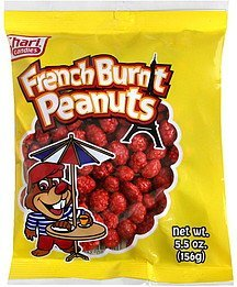 french burnt peanuts Shari Candies Nutrition info