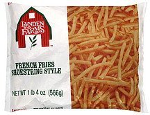 french fries shoestring style Lynden Farms Nutrition info