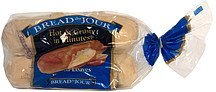 french loaves Bread Du Jour Nutrition info