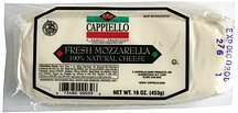 fresh mozzarella Cappiello Nutrition info
