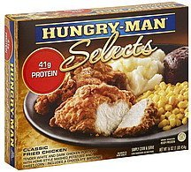 fried chicken classic Hungry-Man Nutrition info