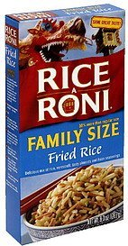 fried rice Rice-a-roni Nutrition info