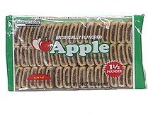 fruit bars, apple General Henry Nutrition info