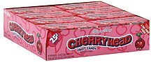 fruit candy Cherry-Head Nutrition info