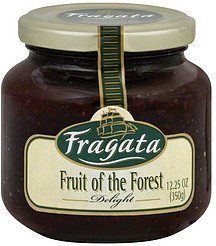fruit delight fruit of the forest delight Fragata Nutrition info