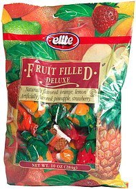 fruit filled deluxe Elite Nutrition info