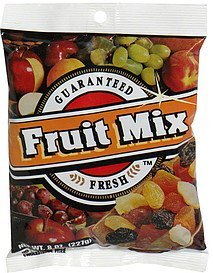 fruit mix Terri Lynn Nutrition info