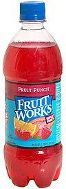 fruit punch Fruit Works Nutrition info
