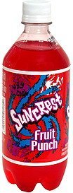 fruit punch Suncrest Nutrition info
