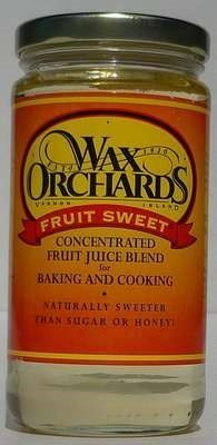 fruit sweet Wax Orchards Nutrition info