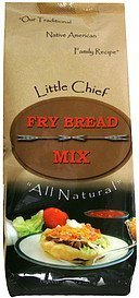 fry bread mix Little Chief Nutrition info