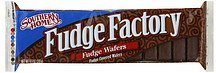 fudge covered wafers fudge factory Southern Home Nutrition info