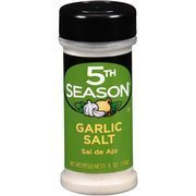 garlic salt 5th Season Nutrition info