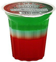 gelatin 3 layer Margaritas Nutrition info