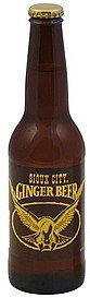 ginger beer Sioux City Nutrition info