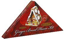 ginger bread house kit Old Germany Nutrition info