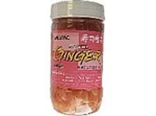 ginger sushi Wel-pac Nutrition info