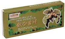 gingko biloba leaf oral extractum Superior Nutrition info
