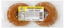 glazed donuts Golden Donut Nutrition info