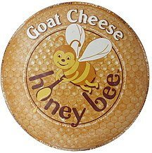 goat cheese semi-soft Honey Bee Nutrition info