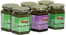 gourmet chutney collection Taaza Nutrition info