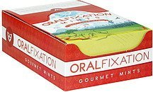 gourmet mint classical peppermint Oral Fixation Nutrition info
