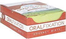 gourmet mints sugar free tibet, wintergreen Oral Fixation Nutrition info