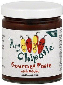 gourmet paste with adobo The Art of Chipotle Nutrition info