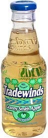 granny smith apple juice drink Tradewinds Nutrition info