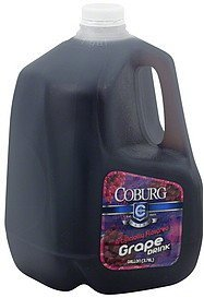 grape drink Coburg Nutrition info