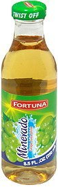 grape juice drink Fortuna Nutrition info