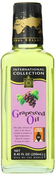 grapeseed oil International Collection Nutrition info