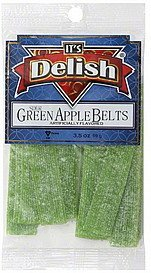 green apple belts sour Its Delish Nutrition info